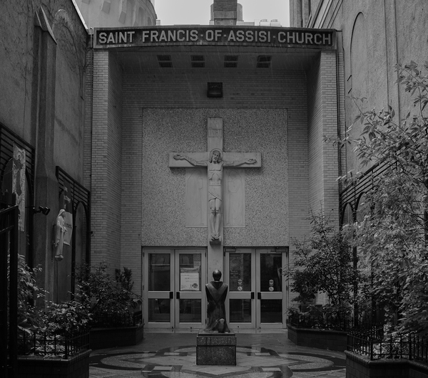 Saint Francis Of Assisi, New York, 2018